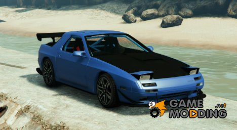 Mazda Savanna RX-7 FC3S 0.1 for GTA 5