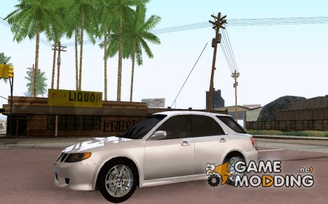 Saab 9-2 Aero Beta 2005 for GTA San Andreas