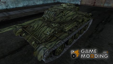 Т-44 Mohawk_Nephilium for World of Tanks
