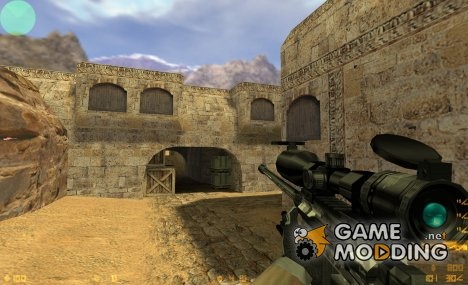 ArcTic CheYenNe 408 для Counter-Strike 1.6