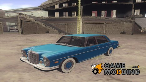 1972 Mercedes-Benz 300SEL - Stock для GTA San Andreas
