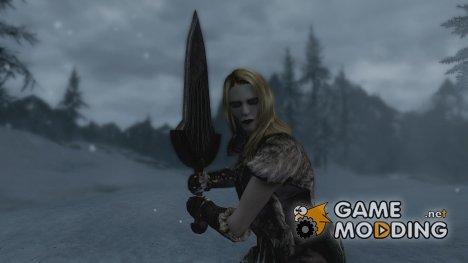 Akai Sword for TES V Skyrim