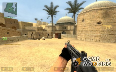 MP5-SD2 for Counter-Strike Source
