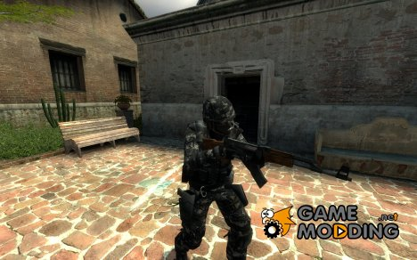 Street Stalker 2 CT for Counter-Strike Source
