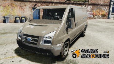 Ford Transit 2009 для GTA 4
