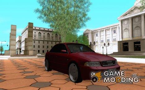 "Audi S4 ""34 DNZ 20"" для GTA San Andreas"