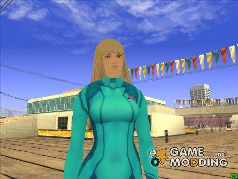 Tekken TT2 Lili Zero Suit for GTA San Andreas