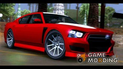 Bravado Buffalo S (HQLM) GTA V for GTA San Andreas