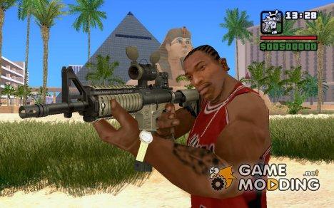 MK-18 for GTA San Andreas