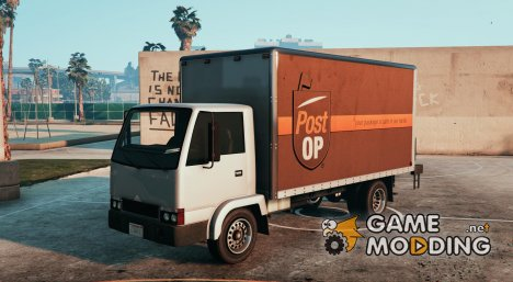 New Mule for GTA 5