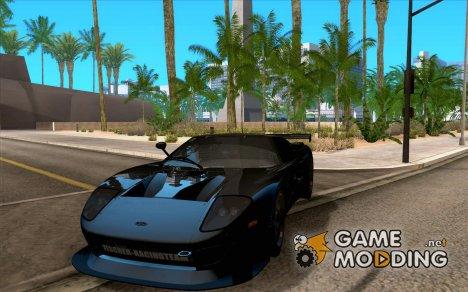 Ford GT Matech GT3 Series для GTA San Andreas