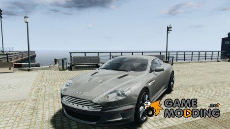 Aston Martin DBS v1.1 С тонировкой для GTA 4