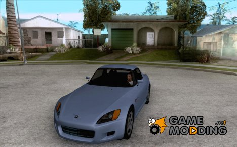 Honda S2000 Tunable for GTA San Andreas