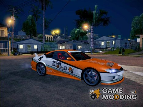 Nissan Silvia (S15) gamemodding для GTA San Andreas