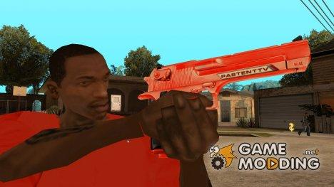 Дигл в стиле Pastent для GTA San Andreas