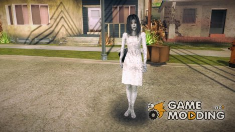 Kayako Saeki (Ju-On: The Grudge) для GTA San Andreas