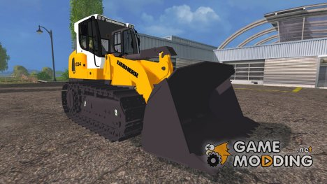 Liebherr 634 for Farming Simulator 2015