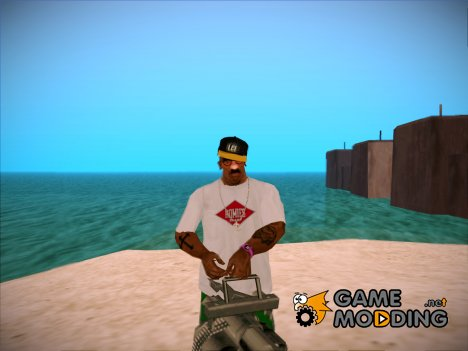 LCO Кепка для GTA San Andreas