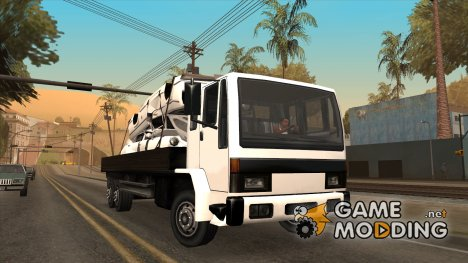 DFT-30 с разбитыми Sadler и Glendale для GTA San Andreas