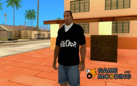 Паркур одежда для GTA San Andreas