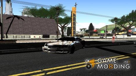 Enb Series для cлабых\cредних PC Beta for GTA San Andreas