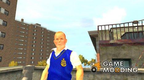 Джимми Хопкинс v.1 for GTA 4