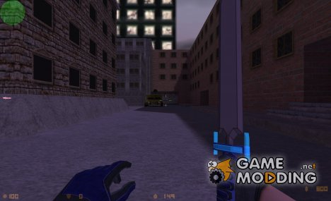 Azure Blade for Counter-Strike 1.6