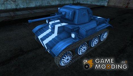 Шкурка для Tetrarch Mk.VII for World of Tanks