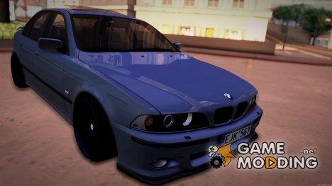 BMW 530d E39 1999 for GTA San Andreas