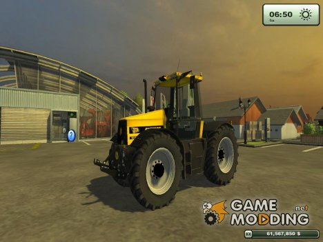 JCB Fastrac для Farming Simulator 2013