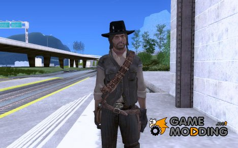 John Marston (RDR) for GTA San Andreas