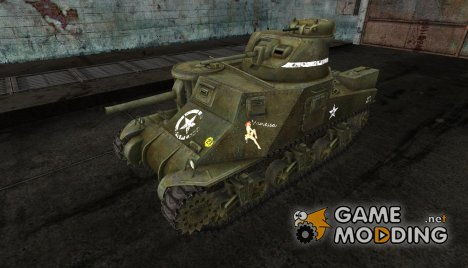 M3 Lee 5 для World of Tanks