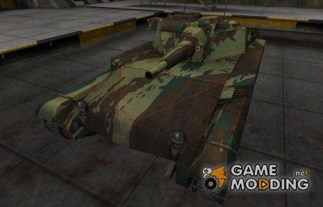 Французкий новый скин для ELC AMX для World of Tanks