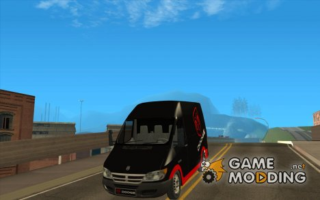 Dodge Sprinter Van 2500 для GTA San Andreas
