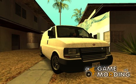 GTA V Vapid Speedo для GTA San Andreas