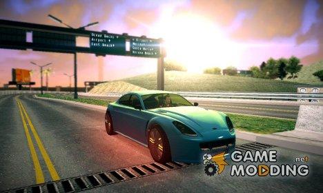 GTA V Exempler для GTA San Andreas