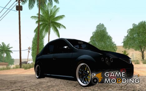 Dacia Logan MOR для GTA San Andreas