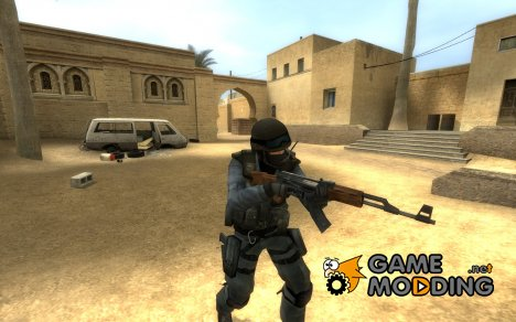 Imortality's counter-terrorist for Counter-Strike Source