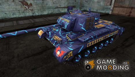 Шкурка для M46 Patton (Вархаммер) для World of Tanks