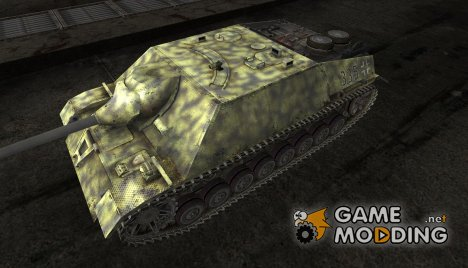 JagdPzIV 18 для World of Tanks