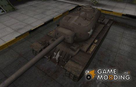 Исторический камуфляж T34 for World of Tanks