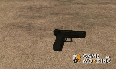 Colt45 из GTA IV для GTA San Andreas