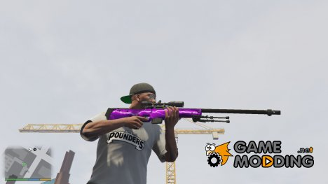 AWP Lighnting Strike для GTA 5