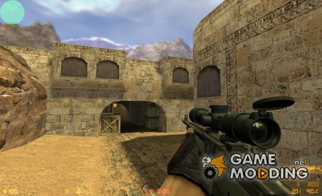 M14 for Sg550 для Counter-Strike 1.6