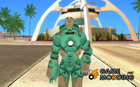 Iron man Hammerhead for GTA San Andreas