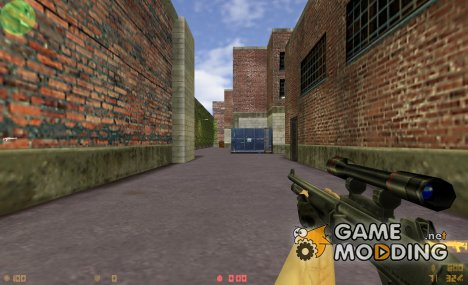 Default Xm1014 Hacked by THE-DESTROYER for Counter-Strike 1.6