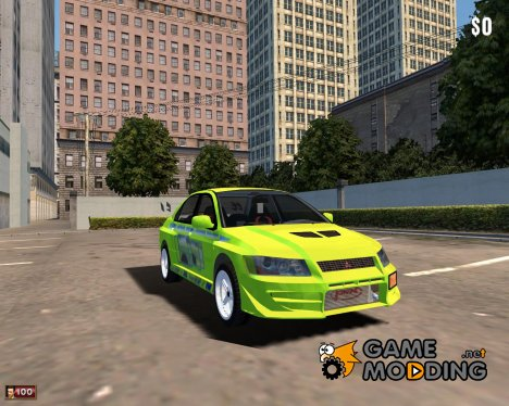 Mitsubishi Lancer Evo 7 (Brian O'connor) for Mafia: The City of Lost Heaven