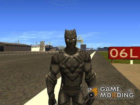 Чёрная пантера противостояние v2 для GTA San Andreas