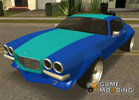 GTA V Imponte Nightshade for GTA San Andreas