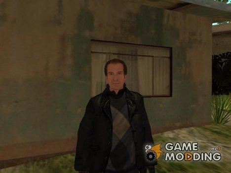 Скин из GTA 4 v23 for GTA San Andreas